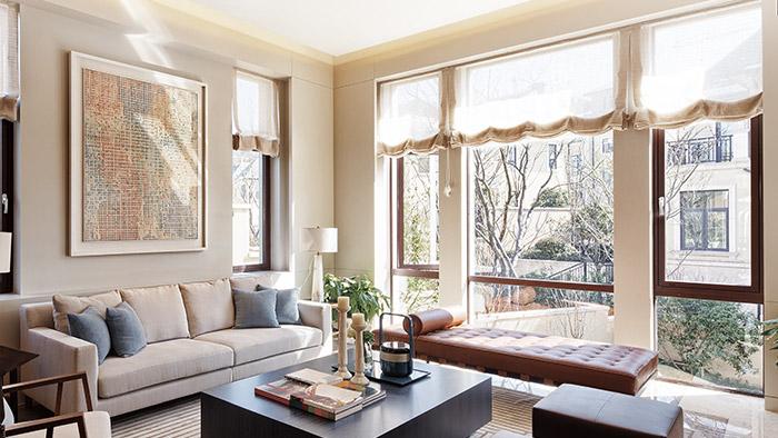 韶河铝木门窗定制风格满足客户个性需求!