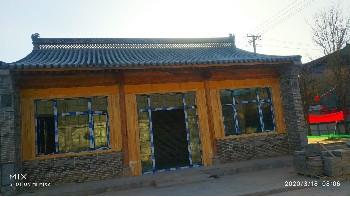 陕西仿古铝包木工程