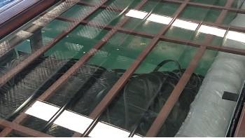 浙江景区仿古铝木窗