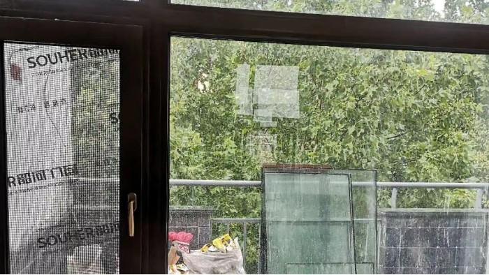河南郑州家装铝木窗