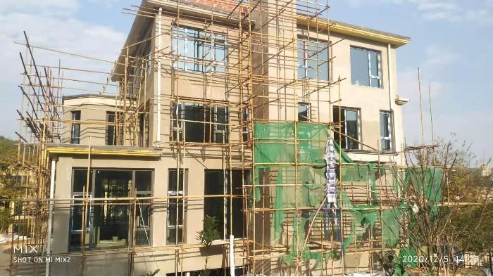 江西南昌别墅铝木窗